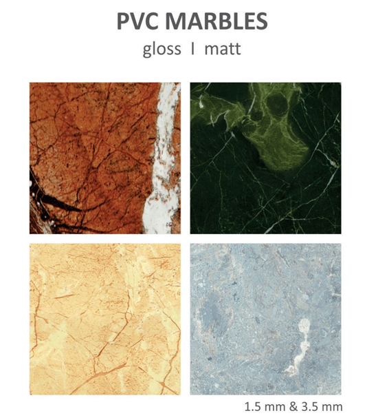 WPC High Gloss Marbles