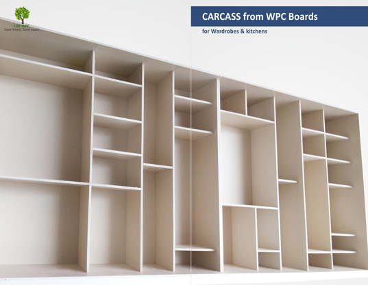 WPC Walk in Wardrobes