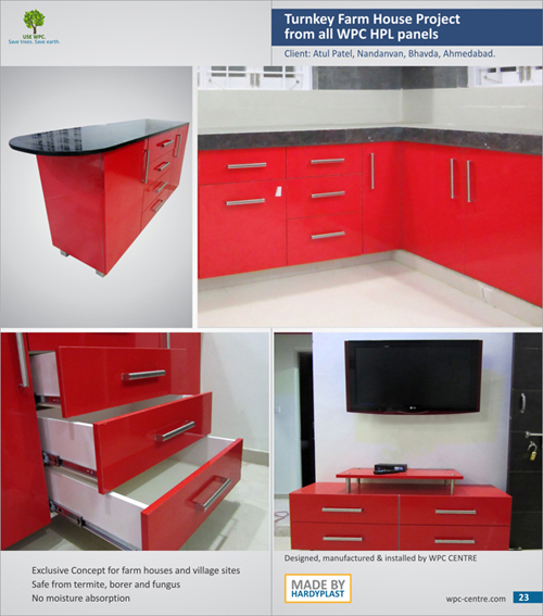 wpc designer furniture