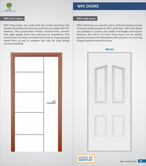 Wpc Door Frames Wooden Door Frame Wpc Solid Door Frame