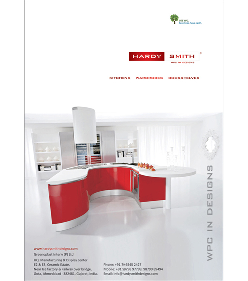 WPC Kitchen Furniture