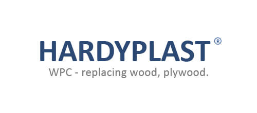 HardyPlast : WPC Ply, WPC Board, WPC Door, WPC Furniture, WPC Materials