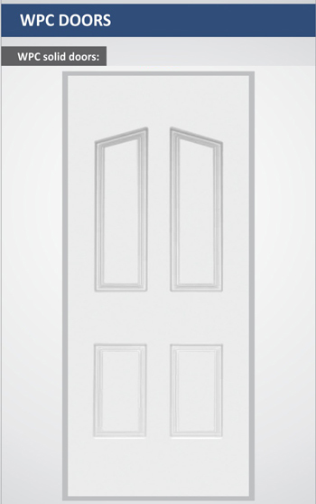 WPC solid moulded doors are actually a form of thicker board only but it has got widely popular as WPC Solid door. These door is a direct replacement of ...  sc 1 st  HardyPlast & WPC CENTRE
